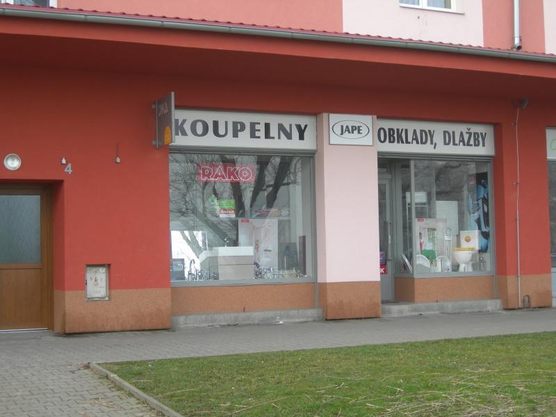 Prodejna Lovosice